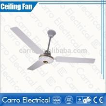 Modern design 22W ac dc doubel use dc ceiling fans solar powered modern ceiling fan
