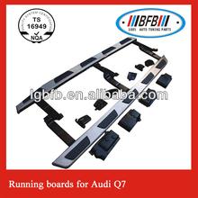 side running board step for audi q7 running board bodykits