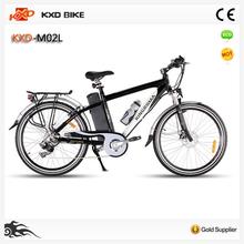 cheap mountain e bike/electric mountain bike/electric sport bicycle (KXD-M02L)