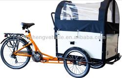 China high quality e trike