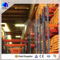 Jracking China Supplier Department Store Shelving Warehouse Pallet Racks Metal Storage Shelf