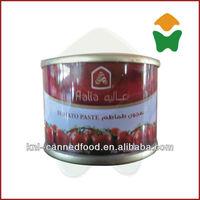 Low Price Wholesale tomato paste processing plant 70gX50tins