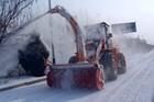 snow remov