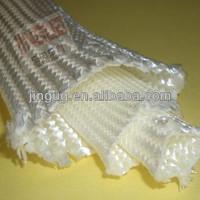 1000 temperature inflaming retarding fiberglass braid sleeve