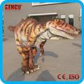 realista al aire libre para caminar los dinosaurios de vestuario para la venta