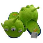 One Pair Disney Toy Story Alien Soft Plush Slipper