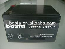 EVX 12-10 6 dzm 10 lead acid battery,12v 20ah e bike lead acid battery e bike batteries electric power accumulator