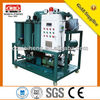 China ZLA Double Stage High Efficiency Vacuum Oil Purification Machine