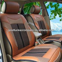 funny auto car seat cushion cover leather