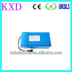 lithium metal polymer battery 14.8v 4100mah Shenzhen manufacturers