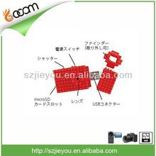 kids effects digital camera,Support 16G TF card 2560*1920 JPG digital camera with bluetooth transfer,digital camera sale