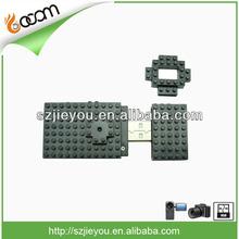 Novelty gifts ,J029 Nano Block mini kids effects digital camera