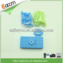 Wonderful J029 Nano Block camera novelty gifts 1280*720 AVI/30fps brand digital camera made in china