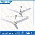 de alta velocidad 22w 300 rpm del ventilador de techo ac dc doubel el uso del ventilador de techo eléctrico detalles