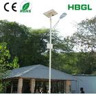 china IP67 AC DC solar powered led street light lamparas solares de exterior