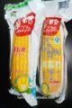 Mazorca de maíz dulce en la aspiradora