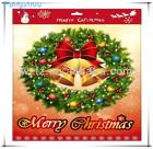3D Beautiful Christmas customized double-deck Sticker Decoration