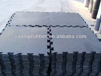 interlocking rubber cow mat