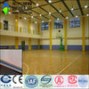 anti-skidding indoor pvc plastic sports basketball flooring manufactory