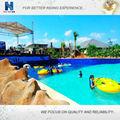 parque aquático piscina de ondas