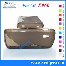 tpu fancy case cover for lg nexus 4 e960 cover