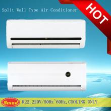 Tipo split ar condicionado central sistema de refrigeração para o hotel, home
