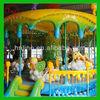 Best sale family game indoor rides kids merry go round