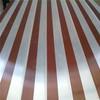 Copper and Aluminum Bimetal as Conductive materials