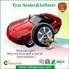quick fix flat tire sealant inflator