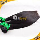 7a grade straight hair weave 100% Virgin Human brazilian Straight Hair