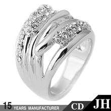 JH Fashion Wedding Bands 14k gold Or Platinum Rings