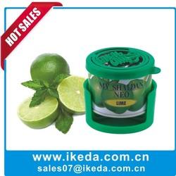 80g lime bulk bleach scented air freshener for home