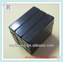 Rubber coated neodymium magnet