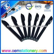 14cm creative ball pen bic pen/advertising ball pen free samples / promotional ball pen free samples