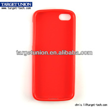 OEM wholesale mobile phone TPU CASE for iPhone 5C