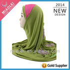 Factory direct sale fiber flax muslim hijab,turban,arabian islamic scarf