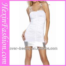 ingrosso abiti da sera bianco puro disegno speciale