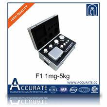 E2 1mg-10kg juegos de mesa, scale weighing, calibration weight tweezers
