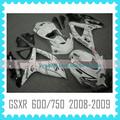 دراجة نارية عدة هدية سوزوكي gsxr 600 750 2008 2009 2010 عمل الجسم
