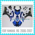 para yamaha r6 2006 2007 carenagem trabalho corporal carenagem kit