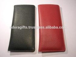 ADASGC - 0056 leather spectacle sunglasses case / custom design eyewear case leather / cute pu leather eyewear cases