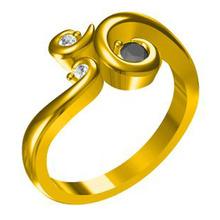 3d models Diamond Ring