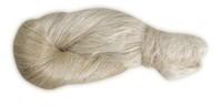 Scutched Flax Fiber