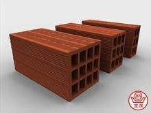 Hollow brick making machine with high void rate arrival / Hollow brick machines for 9 holes bricks