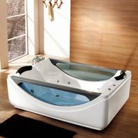 Monalisa fashionable design bathroom whirlpool bathtub