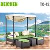 new design garden furniture outdoor bed
