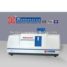 Internacional de precisión alta Repeatablity CE FDA superior de la venta del tamaño de partícula analizador