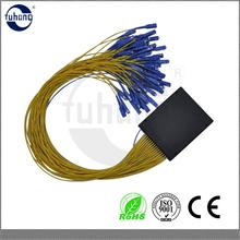Cassette Packaged fiber optic splitter