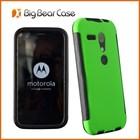 full protection wallet leather case for motorola moto g
