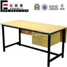 2 Drawers School Teacher Desk,Wood Teacher Desk With Drawers